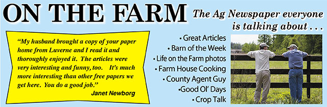 On the Farm is your newspaper!